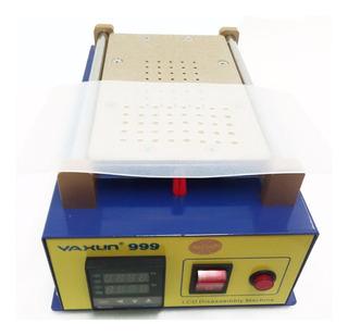 Separadora Tela Celular Lcd Com Vácuo Yaxun 999 110v C/ Nota
