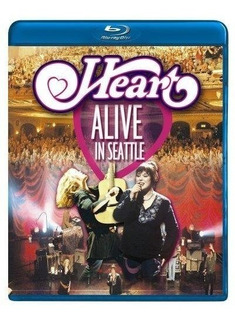 Heart - Alive In Seattle - Blu-ray