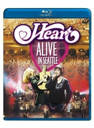 Heart - Alive In Seattle - Blu-ray