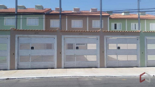 Imagem 1 de 15 de Sobrado Com 2 Dormitórios À Venda, 67 M² Por R$ 310.000,00 - Itaquera - São Paulo/sp - So0775