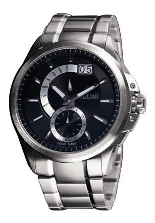 Relógio Jaguar J01mbss01 P1sx Aco Inox Masculino