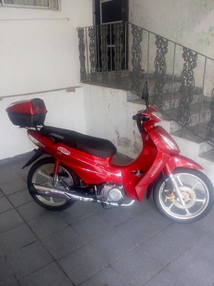 Moto Jonny Mod Hype 125 Nova , Com Nf