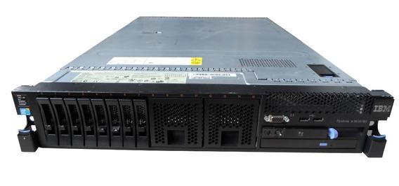 Servidor Ibm X3650 M3 2 Xeon Six-core 32gb 1tb Server