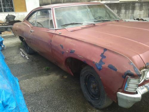 Imagem 1 de 5 de Impala 1967