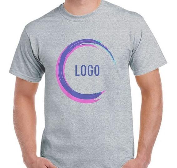 Remeras Personalizada Unisex Sublimada Con Tu Diseño O Logo