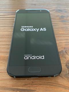 Samsung A5 Sm-a520f 64gb Preto Dual Chip