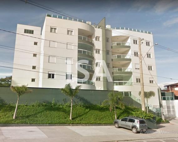 Apartamento Venda, Residencial Georg I, Centro, São Roque, 3 Dormitórios, 1 Suíte, Banheiro Social, Sala De Estar Integrada Jantar, Lavabo, Cozinha - Ap02008 - 34066184