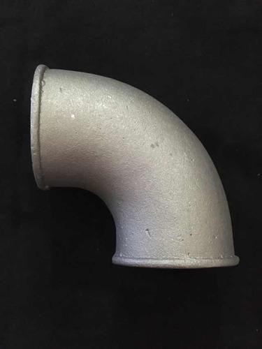 Codo Aluminio Turbo