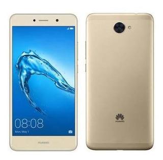 Huawei Gw Metal 32+3ram Cam12+8 4g Octacore Android 7 Dorado