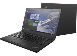 Aprovecha! Laptop Lenovo Thinkpad L460 I5 6ta 8gb/256gb Ssd