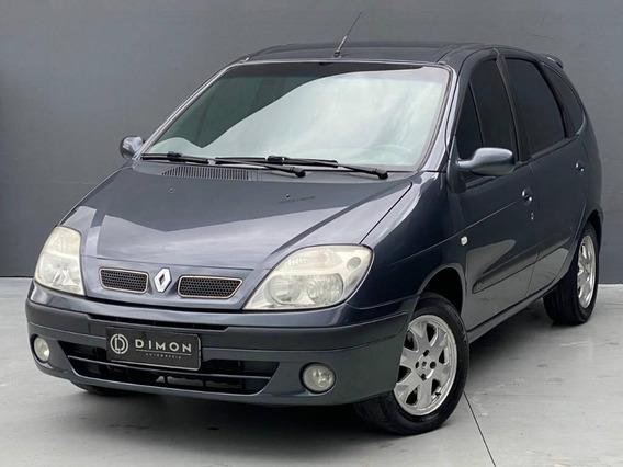 Renault Scénic Privilege 2.0 16v Aut.