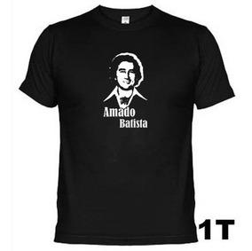 Camisetas Amado Batista