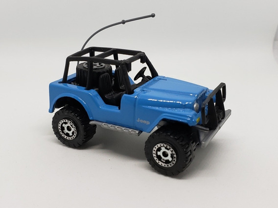 Miniatura Matchbox Jeep 4x4 Loose