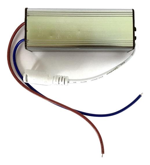 Driver Para Luminária De Led Ip20 48w Bivolt - Mb Led -