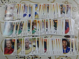 Lote Figuritas Mundial Corea-japón 2002 Sin Pegar Leer Lista