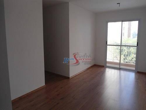 Apartamento Com 3 Dormitórios À Venda, 65 M² Por R$ 395.000,00 - Penha (zona Leste) - São Paulo/sp - Ap2017