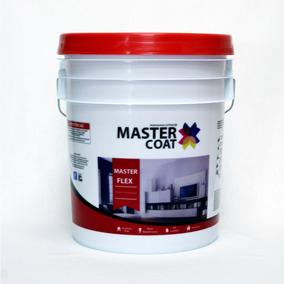 Cubeta De Pintura Vinilica Lavable 19lt Flex Mejor Que Comex
