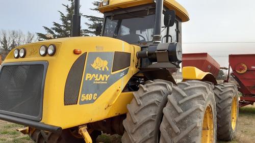 Tractor - Pauny 5040