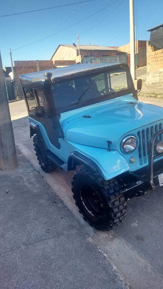 Ford Jeep Cj5