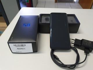 Celular Smartphone Samsung S8 Edge 64gb Preto