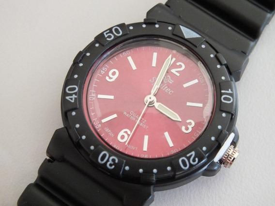 Relógio Spaltec Masculino Prova De Agua Modelo V1