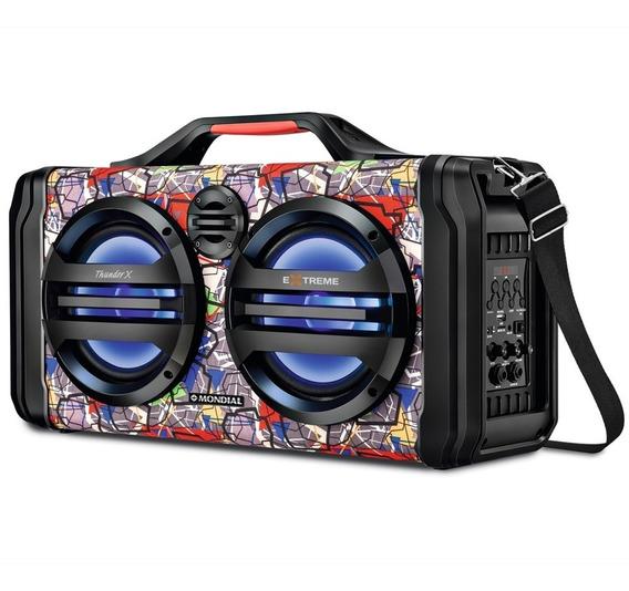 Caixa De Som Amplificadora 160 Watts Rms - Mco-10