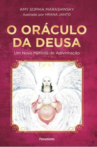 Imagem 1 de 1 de O Oráculo Da Deusa: Um Novo Método De Adivinhação