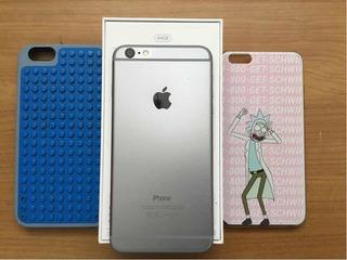 iPhone 6plus 64gb Usado Movistar