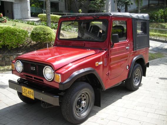 Daihatsu 1.6 Mecanico 1981