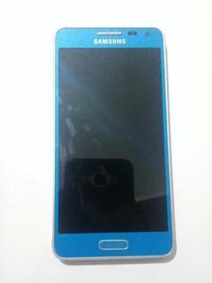 Celular Samsung Galaxy Alpha (usado)