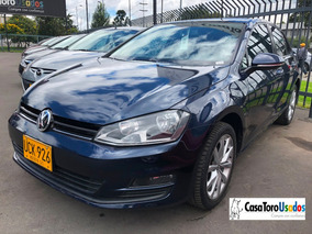 Volkswagen Golf Highline At 1600cc 2015