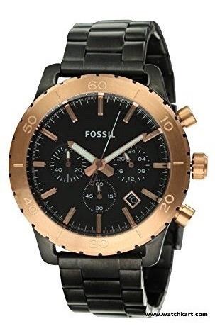 Relógio Fóssil Ch2817 Original Promoção