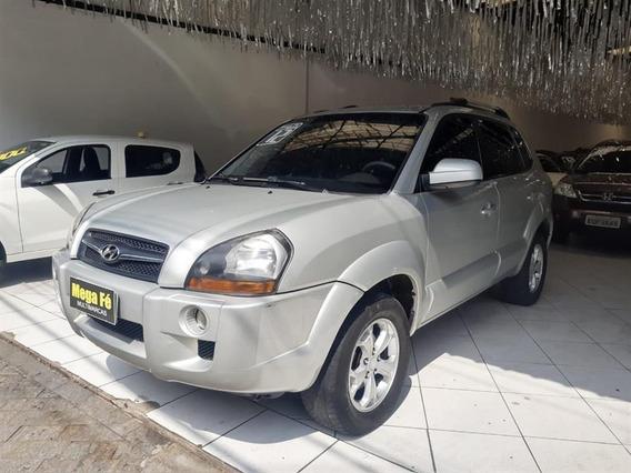 Hyundai Tucson Gls 2.0 16v Automático Completo 2012 Prata
