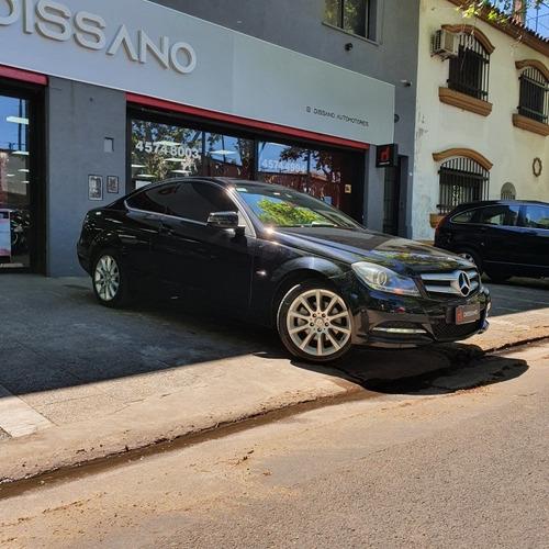Mercedes Benz C250 Coupe 2013 1.8 B.ef Dissano Automotores