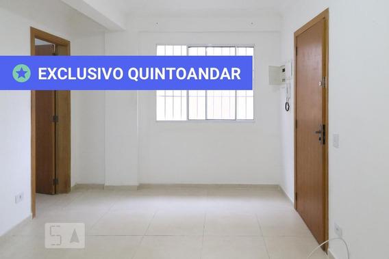 Apartamento No 1º Andar Com 2 Dormitórios E 1 Garagem - Id: 892950860 - 250860