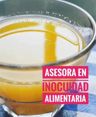 Asesoramiento Bromatológico - Inocuidad Alimentaria