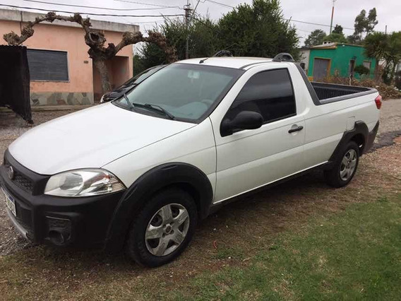 Fiat Strada 1.4 Working Cd 2015