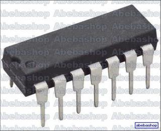 Amplificador Operacional Tl074 074c Tl074c - Electrónica