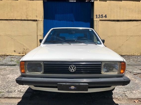 Volkswagen Gol Ls 1986 Segundo Dono