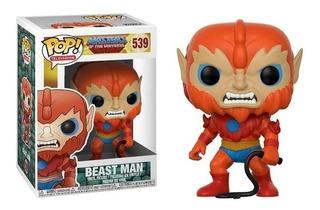Figura Funko Pop! #539 Beast Man He-man 100% Original