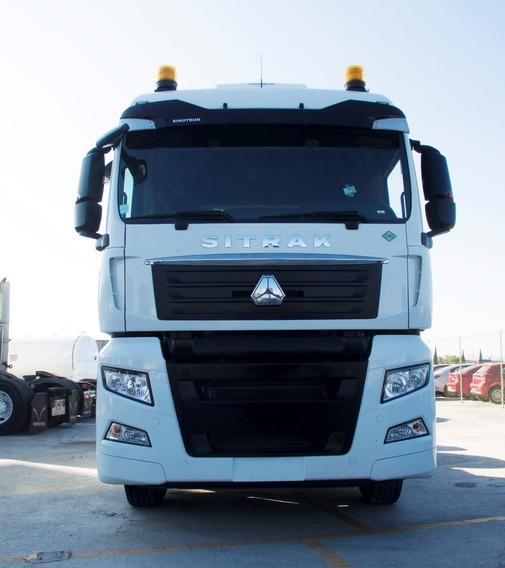 Tracto Camión Sinotruk C7h Cng Modelos 2020