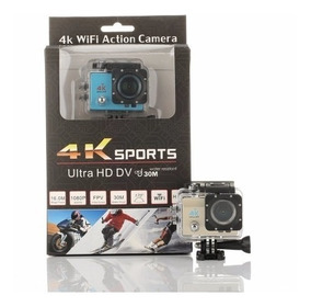 Camera 4k Sports Ultra Hd Dv 1080p Wi-fi