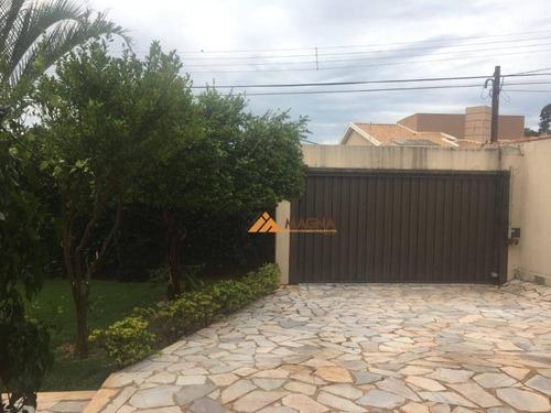 Casa Com 3 Dormitórios À Venda, 158 M² Por R$ 650.000,00 - City Ribeirão - Ribeirão Preto/sp - Ca2387