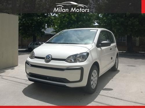 Volkswagen Up 0km - Financio Con 7500 Se Lo Lleva !