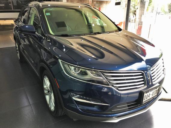 Lincoln Mkc 2016