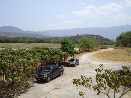 Terreno Comercial En Venta Tehuixtla Centro