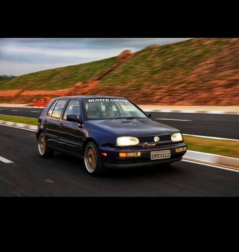 Imagem 1 de 5 de Volkswagen Golf Glx