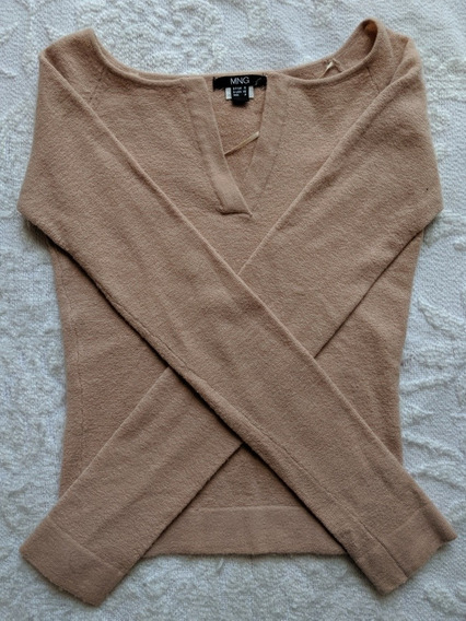 Blusa / Sweater - Marca Mng - Talla Xs