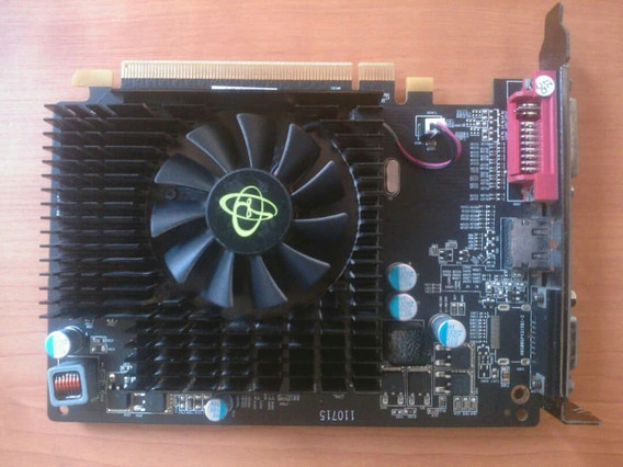 Remato Tarjeta De Video Xfx Amd Radeon Hd 6670 De 2gb A 45vd