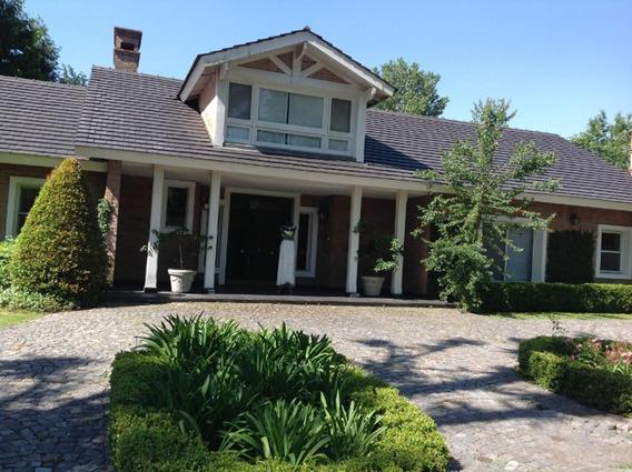 Casa Venta Golf Club Argentino 1890m2